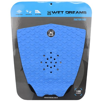 Deck para Prancha de Surf Wet Dreams Sky Azul