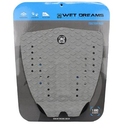 Deck para Prancha de Surf Wet Dreams Thunder Cinza