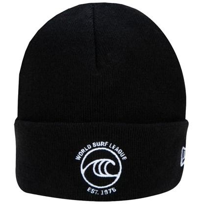 Gorro New Era Oficial WSL Surf Black