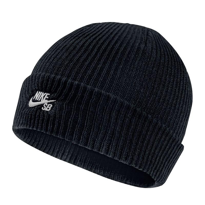 Gorro Nike SB Fisherman Black White