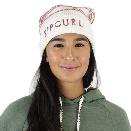 Gorro Rip Curl Surfcraft Feminino Off White