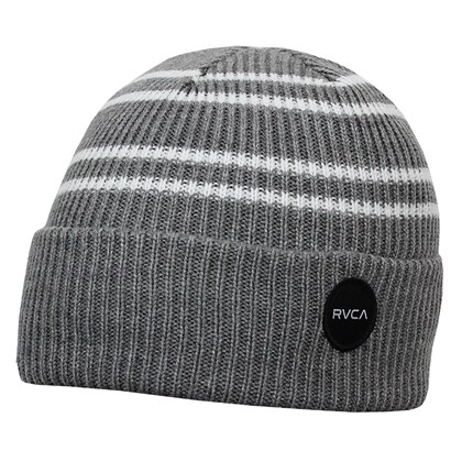 Gorro RVCA Senate Grey Heather