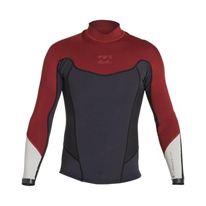 Jaqueta de Neoprene Billabong 2/2 Absolute Biking Red