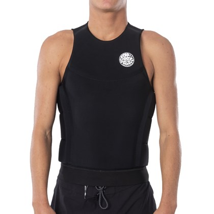 Jaqueta de Neoprene Rip Curl Big Wave Black