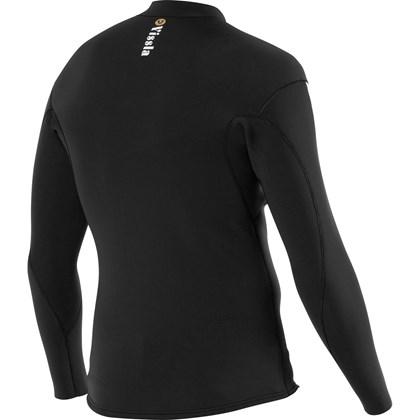 Jaqueta de Neoprene Vissla Gadoo Front Zip 2mm Black