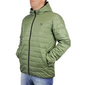 Jaqueta Quiksilver Everyday Scaly Verde
