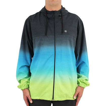 Jaqueta Windbreak Billabong Fade Multi