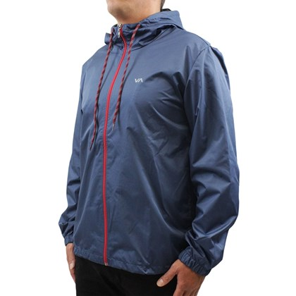 Jaqueta Windbreak RVCA Hexstop Azul