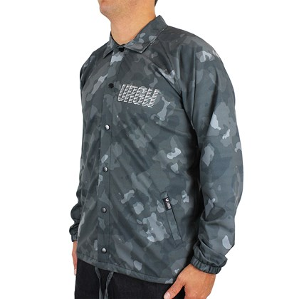 Jaqueta Windbreak Urgh Grey Camo