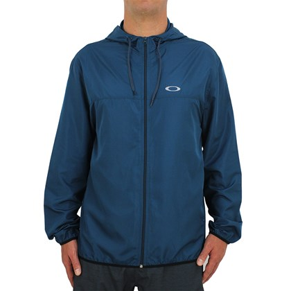 Jaqueta Windbreaker Oakley Legion Blue