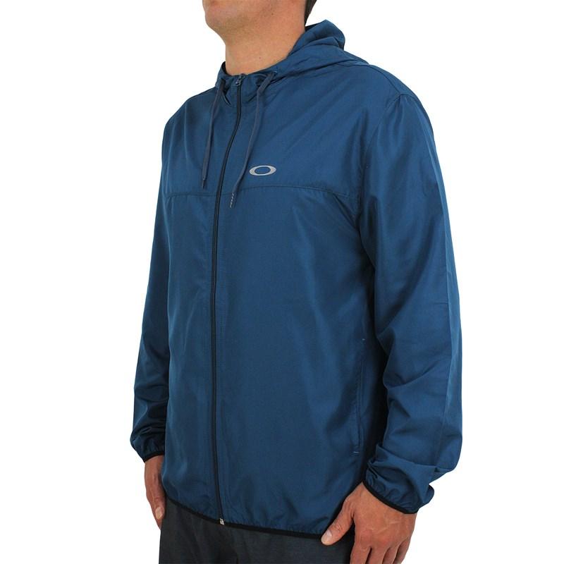Jaqueta Windbreaker Oakley Legion Blue