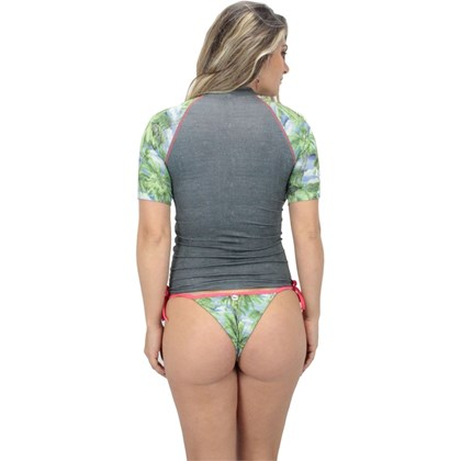 Kit Camiseta Surf Mais Calcinha Feminina Hang Loose
