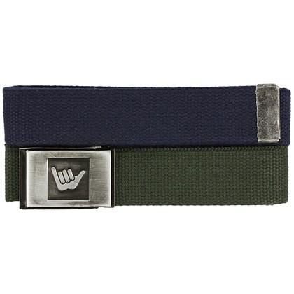 Kit Cinto Hang Loose Classic Azul e Verde
