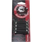 Kit Parafuso de Base Para Longboard Black Sheep Allen Porca 10
