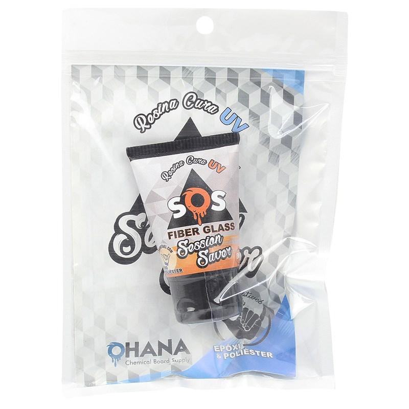 Kit Reparo de Pranchas Ohana SOS Fiber Glass