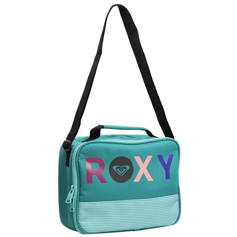 Lancheira Roxy Daily Break 2 Teal Blue
