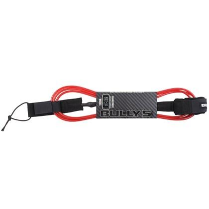 Leash Bully´s 10x7Regular Silver Series Vermelho