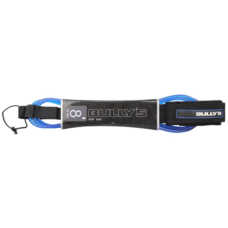 Leash Bully´s Silver Series 8 x 6,5 Big Wave Azul