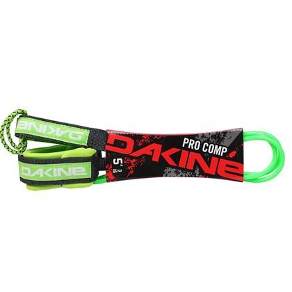 Leash Dakine Pro Comp 5x3/16 Neon Green