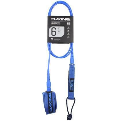 Leash Dakine Pro Comp 6x3/16 John John Florence Blue