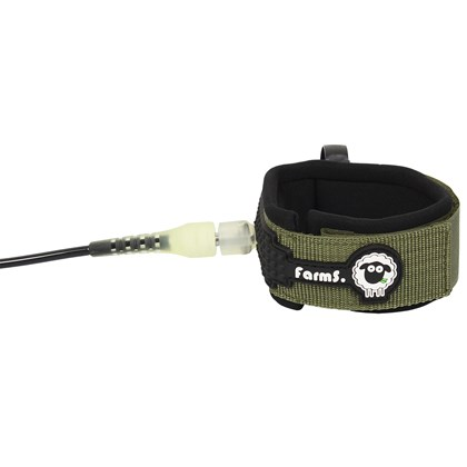 Leash Farms 6x5 Competition Preto e Verde
