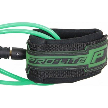 LEASH PRO-LITE 6X 5MM COMP INJETADO VERDE