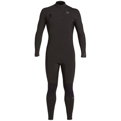 Long John Billabong 202 Furnace Absolute Chest Zip Black