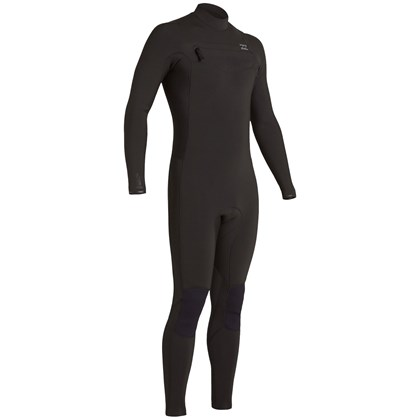 Long John Billabong 202 Furnace Revolution Chest Zip Black