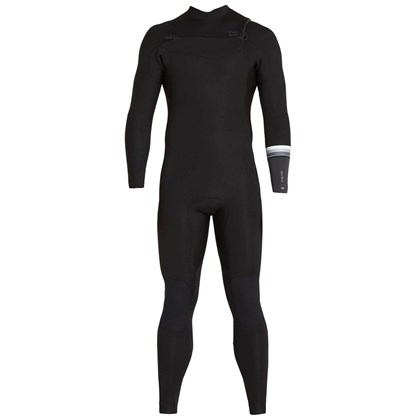 Long John Billabong 3/2 Revolution Dbah Chest Zip Black