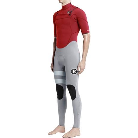 Long John Hurley Fusion 202 Fullsuit Red