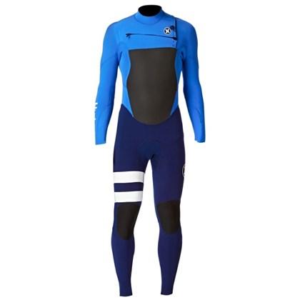 Long John Hurley Fusion 302 Fullsuit Photo Blue