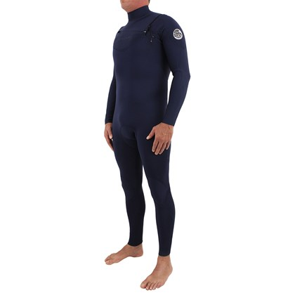 Long John Rip Curl Dawn Patrol 3/2mm Chest Zip Navy