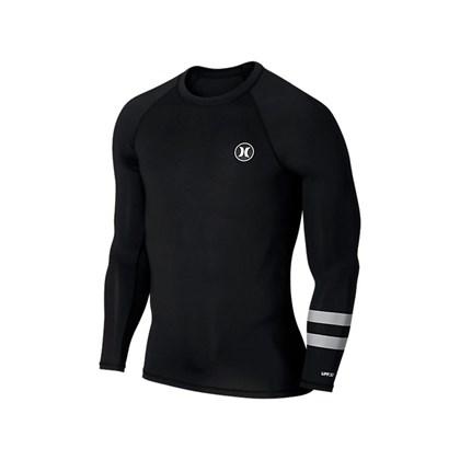Lycra Hurley para Surf Icon Block Party Black ... 1549f1ff816