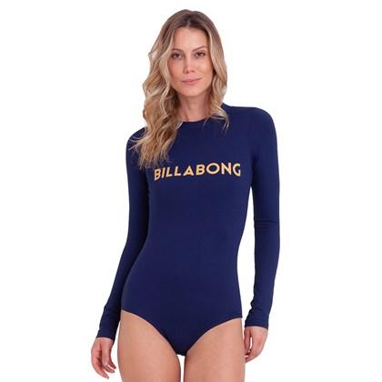 Maiô Billabong Blue Marine Marinho