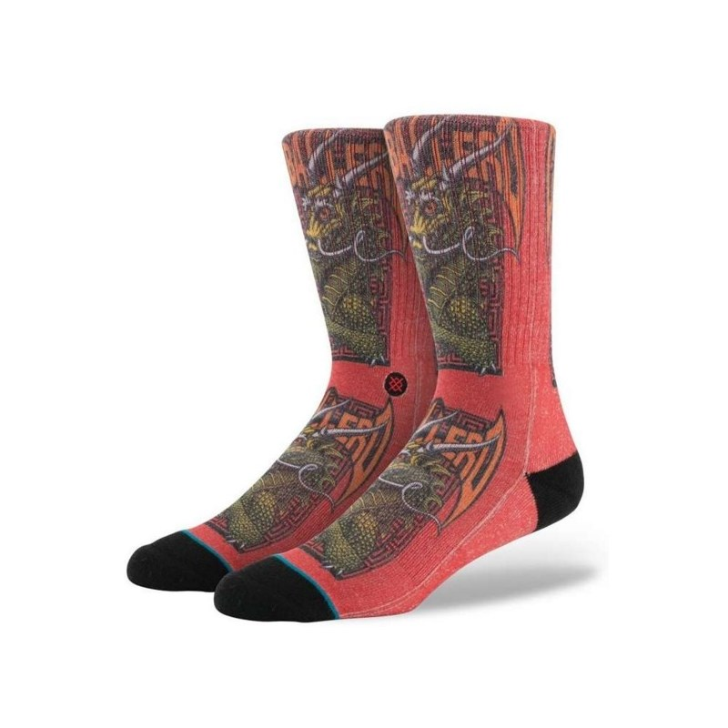 Meia Stance Caballero 2 Skate Legend Collection