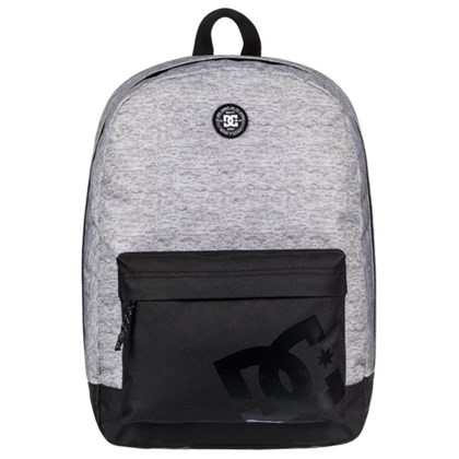 Mochila DC Shoes Backstack Grey Heather