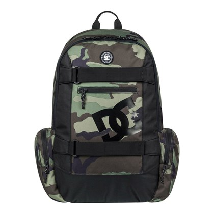 Mochila DC Shoes The Breed 2 Skatepack Camo