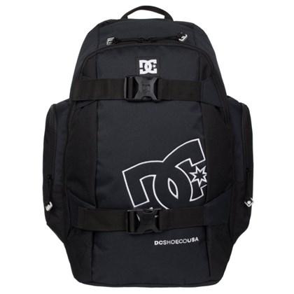 Mochila DC Shoes Wolfbred Stakepack Importada Preta