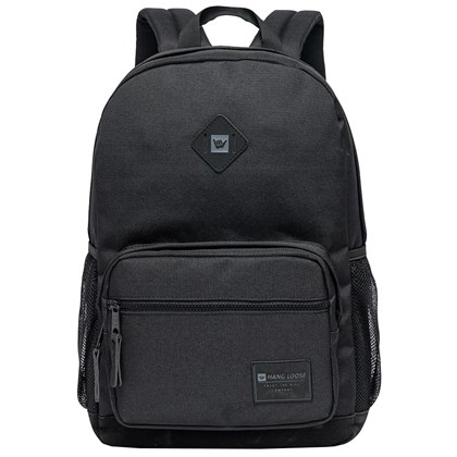 Mochila Hang Loose Flat Black