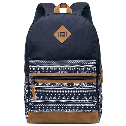 Mochila Hang Loose Rustic Blue