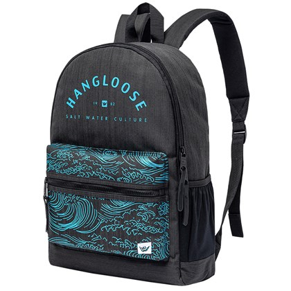 Mochila Hang Loose Series Black