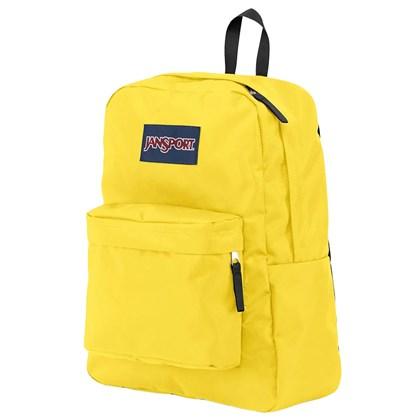 Mochila JanSport Superbreak Yellow Daisy