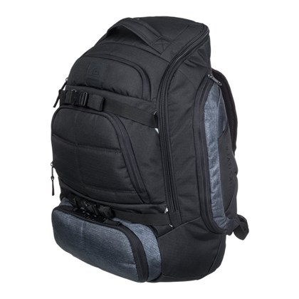 Mochila Quiksilver Fetch Dark Grey Heather
