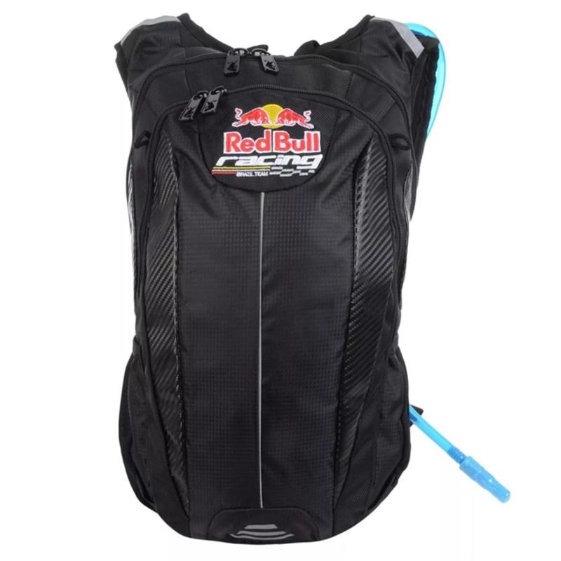 Mochila Red Bull Racing Harbor Preta - Surf Alive 9d493e4f6f0