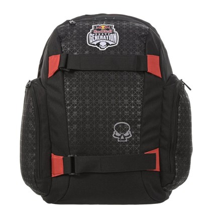 Mochila Red Bull Skate Generation Fly Black