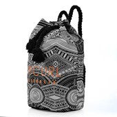 Mochila Rip Curl Swell Beach Sack Black