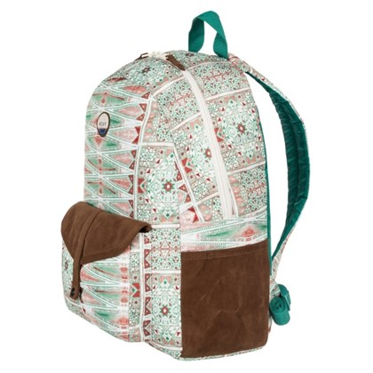 Mochila Roxy Carribean Marshmallow Chief Prado