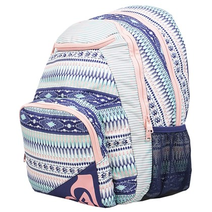 Mochila Roxy Shadow Sweel Marshmallow Ikat