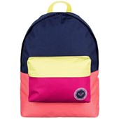 Mochila Roxy Sugar Baby Color Block Importada Astral Aura