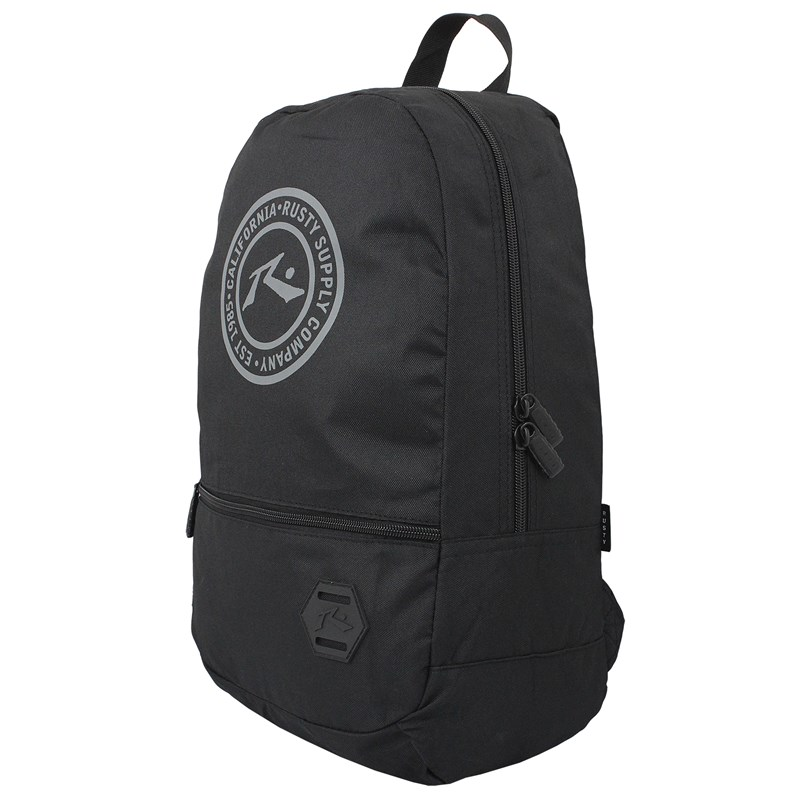 Mochila Rusty Core Basic II Black